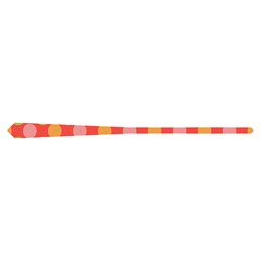 Tie Ballsnstripes By Jyothi   Necktie (two Side)   Ir5y1nqr3epe   Www Artscow Com Front