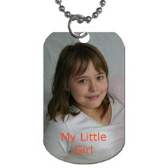 Brianna By Jennifer    Dog Tag (two Sides)   H2fzbfg07d0c   Www Artscow Com Back