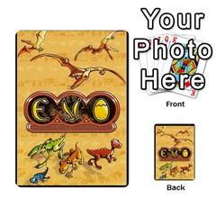 Evo By David Mu?oz   Playing Cards 54 Designs   Wt8hbc39bzdt   Www Artscow Com Back