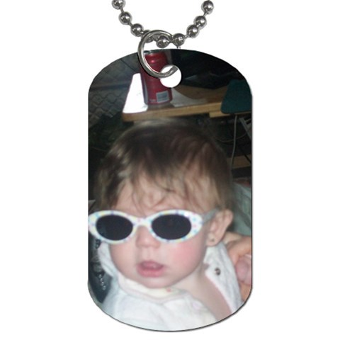 Dog Tag By Tonya Smith   Dog Tag (one Side)   6w8tylrwrkzj   Www Artscow Com Front