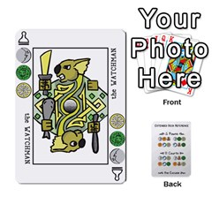 Decktet By Jared Frandson   Playing Cards 54 Designs   Dkoiurgx96ga   Www Artscow Com Front - Spade10
