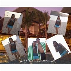 Pdl Pics By Jes   Collage 8  X 10    1m0rlpffeugz   Www Artscow Com 10 x8 Print - 2