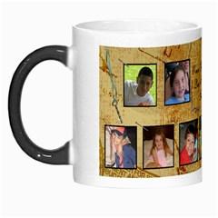 Gramps By Karina Branco   Morph Mug   Lhlpa9dn5jyp   Www Artscow Com Left