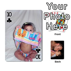 Father s Day Cards By Yarann   Playing Cards 54 Designs   5ro6hs1g4ook   Www Artscow Com Front - Club10