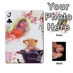 Jack Father s Day Cards By Yarann   Playing Cards 54 Designs   5ro6hs1g4ook   Www Artscow Com Front - ClubJ