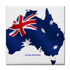 Australia Towel Face Towel by gifts4all2010