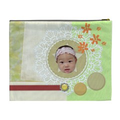 cosmetic bag XL grandma&int by yui Back