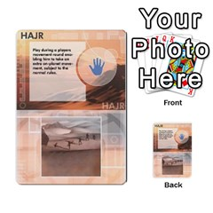 Dune Deck 2 By Luke Martinez   Multi Purpose Cards (rectangle)   F697gko00r38   Www Artscow Com Front 30