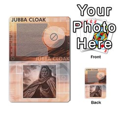 Dune Deck 2 By Luke Martinez   Multi Purpose Cards (rectangle)   F697gko00r38   Www Artscow Com Front 42