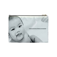 Jhace By Faye Vagay   Cosmetic Bag (medium)   Ugtv7eqhai99   Www Artscow Com Back