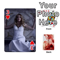 Supernatural Playing Cards By Leigh   Playing Cards 54 Designs   Ucd8gz56z0dn   Www Artscow Com Front - Heart3