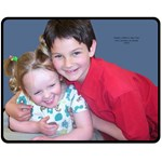 blanket - Fleece Blanket (Medium)
