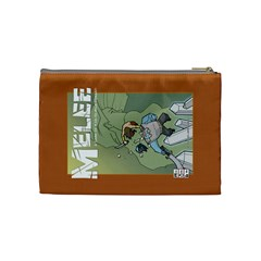 Ogre & Melee Bag By Mathieu Perreault Dorion   Cosmetic Bag (medium)   8xumyo4bvh3v   Www Artscow Com Back