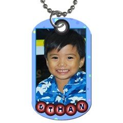 By Jes   Dog Tag (two Sides)   Oxc83n79lyy4   Www Artscow Com Front