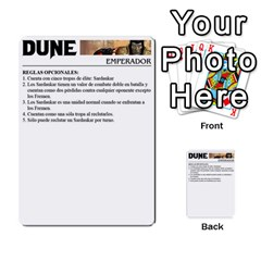 Dune By Pedrito   Multi Purpose Cards (rectangle)   3mzbd6fts7ji   Www Artscow Com Front 54
