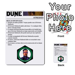 Dune By Pedrito   Multi Purpose Cards (rectangle)   3mzbd6fts7ji   Www Artscow Com Back 54