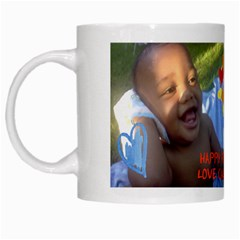 Father sday By Ishah Clay   White Mug   A40w2k3eyrl4   Www Artscow Com Left