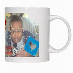 Father sday By Ishah Clay   White Mug   A40w2k3eyrl4   Www Artscow Com Right