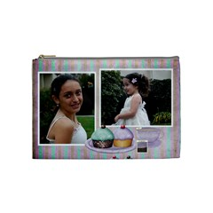 Make Up Bag 3 By Ariela   Cosmetic Bag (medium)   2dxan3p2ah34   Www Artscow Com Front