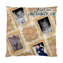 Kids Couch Pillow  By K   Standard Cushion Case (two Sides)   Uzqvmcafxe91   Www Artscow Com Front