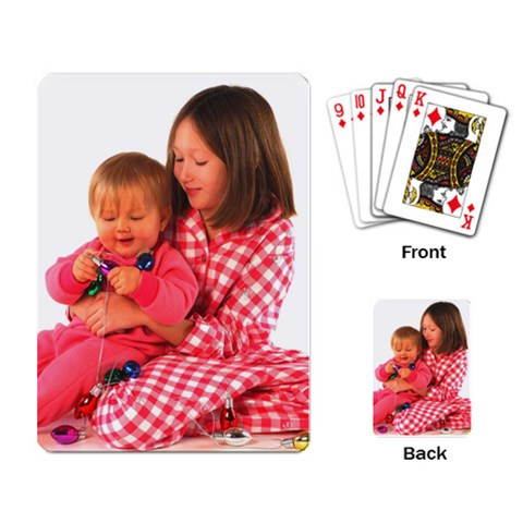 Playing Cards By Angie   Playing Cards Single Design   Nawrmoap3mkq   Www Artscow Com Back