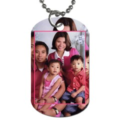 Ishi s Dog Tag By Jes   Dog Tag (two Sides)   3tycriocu5xw   Www Artscow Com Back