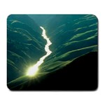 Salmon River - Large Mousepad