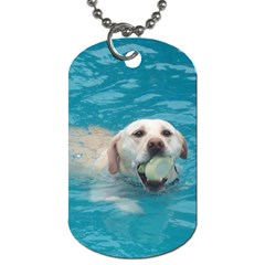 Mactag By Jessica   Dog Tag (two Sides)   Aursd3mx0cub   Www Artscow Com Front