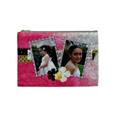 Make Up 2 By Ariela   Cosmetic Bag (medium)   84lax5klh35l   Www Artscow Com Front