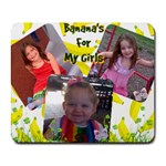 GoneBananas - Collage Mousepad