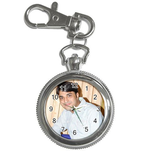 Hem s Watch By Hemant Goindani   Key Chain Watch   3ooe6cdt6k5p   Www Artscow Com Front