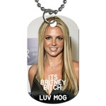 Ashleigh s Dog Tag - Dog Tag (One Side)