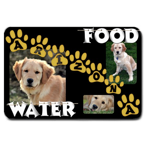 Food Mat By Tracy   Large Doormat   084az5ttyacc   Www Artscow Com 30 x20 Door Mat - 1