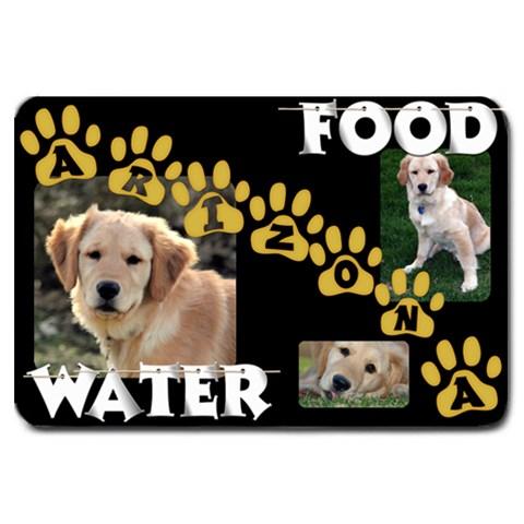 Food Mat By Tracy   Large Doormat   084az5ttyacc   Www Artscow Com 30 x20  Door Mat