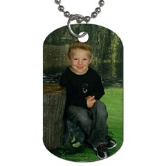 By Melissa   Dog Tag (two Sides)   Rbuu4g9szq38   Www Artscow Com Front