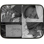 Caleigh Grace - Fleece Blanket (Mini)