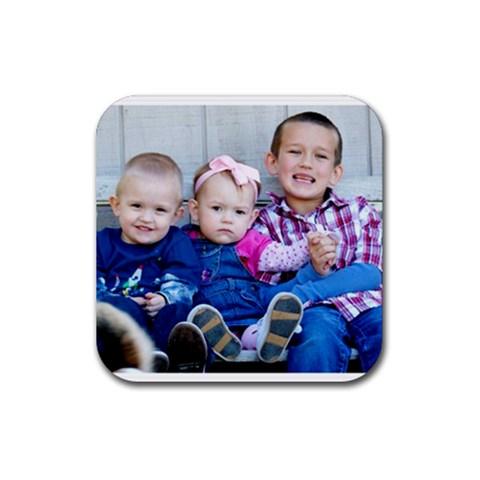 Kids Coaster By Amberle Williams   Rubber Coaster (square)   Kdiw2sfnvn1h   Www Artscow Com Front