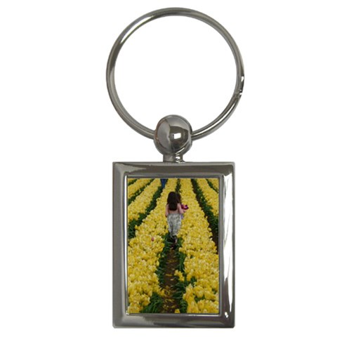 By Carol   Key Chain (rectangle)   U7ooq2p0fvh2   Www Artscow Com Front