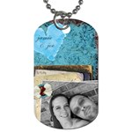 Dog Tag - Dog Tag (One Side)