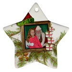 Kylie s Ornament - Ornament (Star)