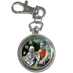 Picture Keychain Watch - Key Chain Watch