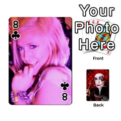 Jesselynn s Birthday Cards! By Sheila O donnell   Playing Cards 54 Designs   3s4lag938njv   Www Artscow Com Front - Club8