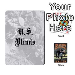 King Mud And Blood Cards 2 By Victor Cina   Playing Cards 54 Designs   Q2iv987dt7ag   Www Artscow Com Front - ClubK