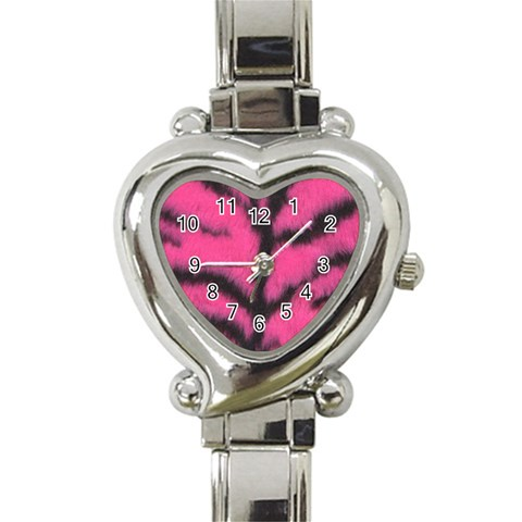 I Love This Watch! :) By Viki Brown   Heart Italian Charm Watch   Awiqfbbrvnqk   Www Artscow Com Front