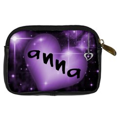 Anna s Camera Case By Anna Marie   Digital Camera Leather Case   Fozhkk7gda7b   Www Artscow Com Back