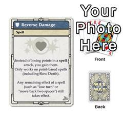 Wiz War Ii Deck 1 By T C   Playing Cards 54 Designs   U3lgxsyn0t51   Www Artscow Com Front - Club7