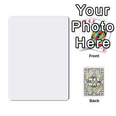 Jack Wiz War Ii Deck 3 By T C   Playing Cards 54 Designs   52ivu2fmkxat   Www Artscow Com Front - DiamondJ