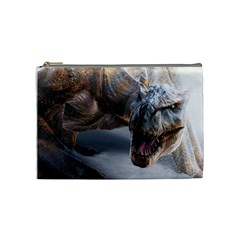 Monster Hunter  By Hollie   Cosmetic Bag (medium)   F57dt8yxhukr   Www Artscow Com Front