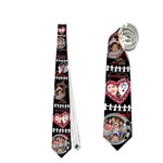 Tie-Grandpa - Necktie (Two Side)
