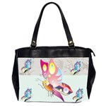 bolso mariposas - Oversize Office Handbag (2 Sides)